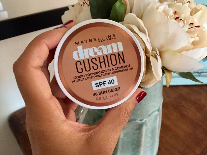 Maybelline Dream Cushion 1