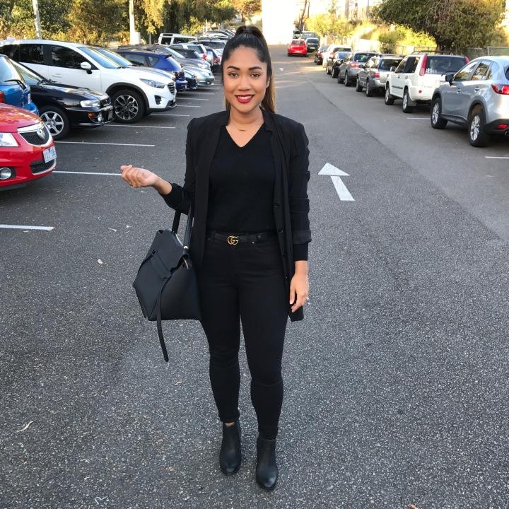 Fashion All Black