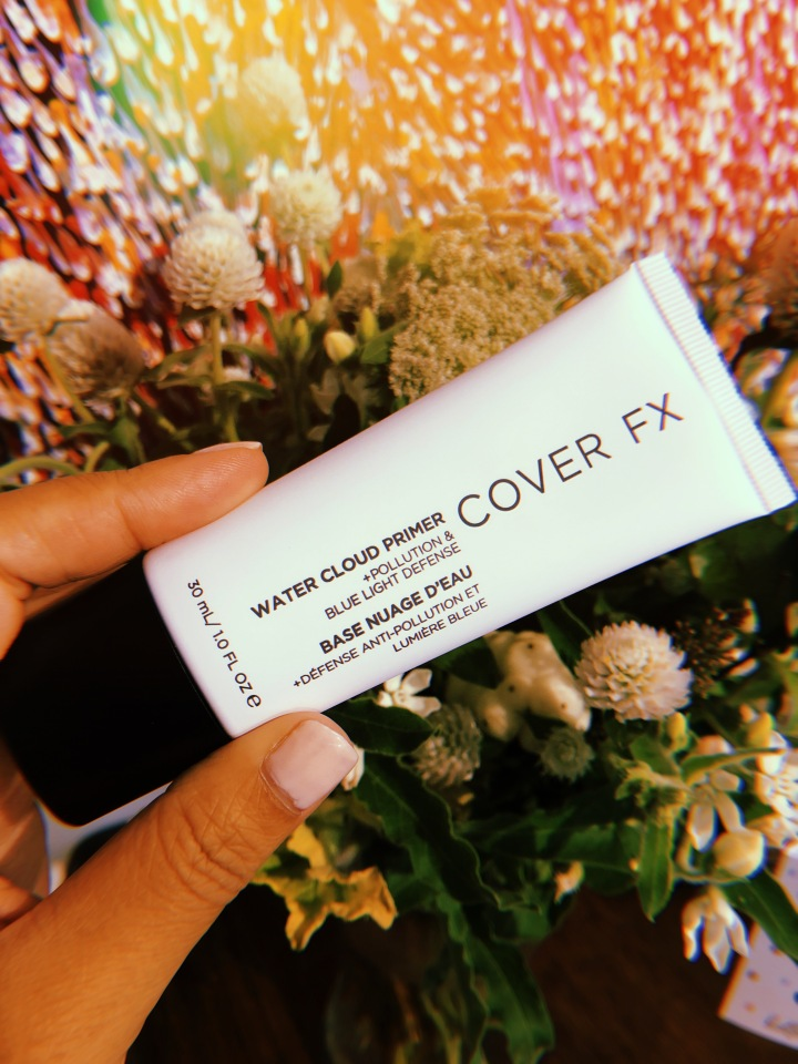 Review: Cover FX Water Cloud Primer